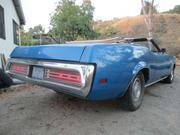 1972 Mercury 351ci Mercury Cougar XR7