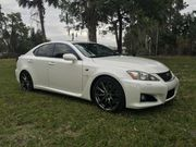 2009 Lexus IS ISFISF Sedan 4-Door