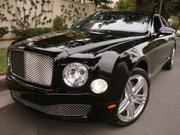 Bentley Mulsanne V8 Bentley: Mulsanne 4 Door Sedan